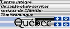 Agences de la Santé et des Services sociaux - Abitibi-Témiscamingue